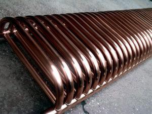 латунный радиатор